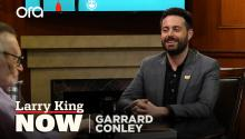 'Boy Erased' author Garrard Conley on conversion therapy, the film, & LGBTQ rights