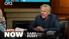 What happens when you die according to Gary Busey