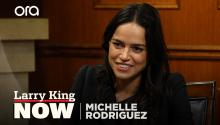 "Michelle Rodriguez explains her ""difficult"" reputation in Hollywood"
