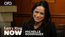 Michelle Rodriguez explains why she originally turned down role in 'Widows'
