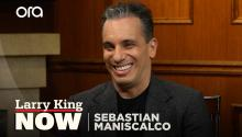 Sebastian Maniscalco on his relationship with Jerry Seinfeld