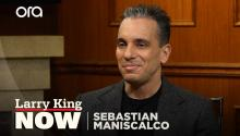 Sebastian Maniscalco on his long road to comedic success