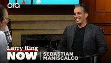 Sebastian Maniscalco on 'Stay Hungry', his comedic influences, & Whole Foods