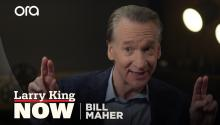 Bill Maher: Trump might not vacate White House if he loses