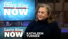 Kathleen Turner on women's rights, aging in Hollywood, & Trump