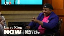 "George Wallace on Trump jokes, Twitter, & ""wordology"""