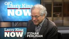 How Itzhak Perlman fell in love with the violin