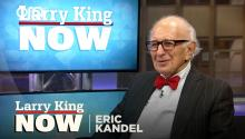 Neuroscientist Dr. Eric Kandel on memory loss, artificial intelligence, & evil