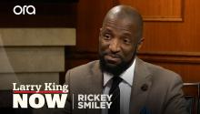 """It's a conversation"": Rickey Smiley on ad-libbing his stand-up routine"