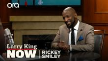 Rickey Smiley on stand-up comedy, pranks, & Santa Claus Rickey