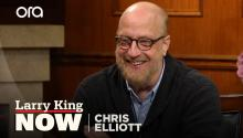 Chris Elliott on his famous family, David Letterman, & 'Schitt's Creek'
