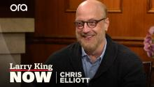"Chris Elliott on his family's ""comedy gene"""