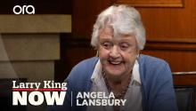 Angela Lansbury reveals if she ever plans on retiring