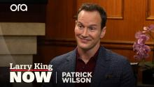 Patrick Wilson talks getting into comic books later in life