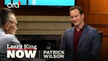 Patrick Wilson on how 'The Conjuring' series is pushing the horror genre forward