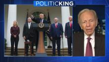 Joe Lieberman: Syria withdrawal a big mistake for US