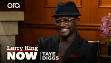 Taye Diggs on'All American', fatherhood, & Trump