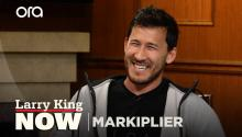 Markiplier propels Larry King into the world of gaming