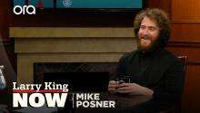 Singer Mike Posner admits his mom didn't like his early music
