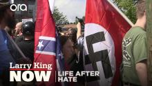 """I was treated with kindness"": How a former neo-Nazi left a life of hate"