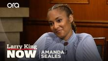 Amanda Seales on her comedy special 'I Be Knowin'', Trump supporters, & 'Insecure'