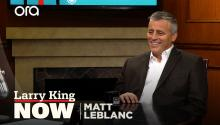 ​Matt LeBlanc on 'Friends', life before fame, & his love of cars