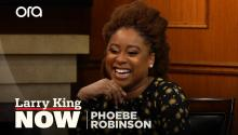Phoebe Robinson on '2 Dope Queens', diversity in Hollywood, & 'MAGA'
