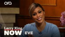 Eve on Julie Chen, collaborating with Cardi B, & 21 Savage's arrest