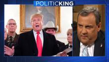 Chris Christie: Trump should worry more about New York prosecutors than Mueller