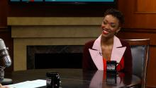 Sonequa Martin-Green on 'Star Trek', 'Walking Dead', & motherhood