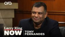 AirAsia CEO Tony Fernandes on fulfilling his four boyhood dreams