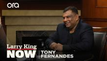AirAsia CEO Tony Fernandes on what it takes to be a good leader