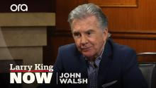 John Walsh on closing his son's murder case
