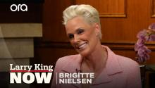 Brigitte Nielsen on childbirth at 54, being blacklisted from Hollywood, & Stallone