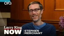 Stephen Merchant on why he wasn't interested in making a film about wrestling