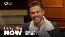 Derek Hough explains scoring system on 'World of Dance'