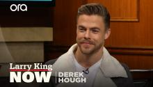 Derek Hough on 'World of Dance', bullying, & Jennifer Lopez