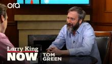 Tom Green on 'Celebrity Big Brother', shock comedy, & David Letterman