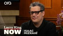Designer Isaac Mizrahi on his new memoir, his mother's influence, & Michelle Obama