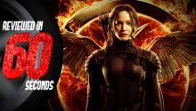 The Hunger Games: Mockingjay, Part 1 - Reviewed in 60 Seconds