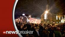 Riots Break Out Overnight in Ferguson, MO After Grand Jury Does Not Indict Officer Darren Wilson