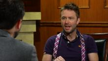 Chris Hardwick on Meeting Famous People At Comic Con