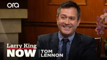 Thomas Lennon on his new novel, 'Reno 911' & guest-starring on 'Friends'