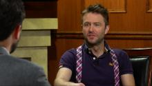 The Moment Chris Hardwick Knew He Was A Nerd