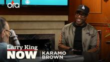 Karamo Brown on 'Queer Eye', self-love, & his new memoir