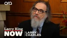 "Larry Charles on 'Seinfeld', satirical comedy, & ""bad comedian"" Trump"