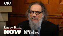 "Comedian Larry Charles on the ""healing power"" of comedy in war zones"
