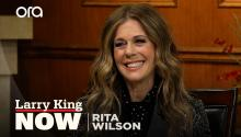 Rita Wilson on her new album, surviving breast cancer, & female representation in Hollywood