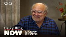 "Danny DeVito on working alongside ""lighthearted"" Tim Burton"
