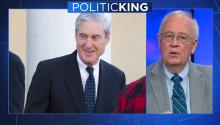 Ken Starr: It's fair to say Mueller 'punted' on obstruction question